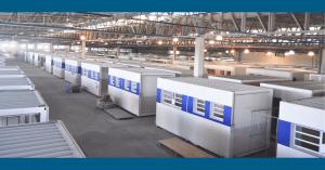 Construção modular off-site acelera obras até 4x